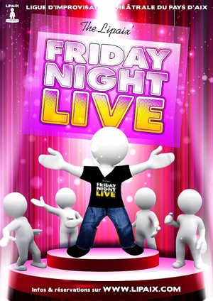 LIPAIX - Friday Night Live