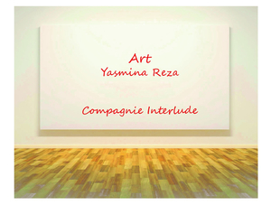 PDF TEXTE DE REZA YASMINA ART