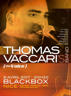 THOMAS VACCARI'S BAND