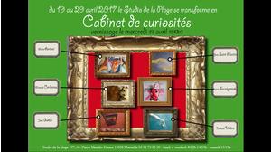 Cabinet de curiosit s le studio de la plage 13008 marseille marseille 13008 sortir - Cabinet de curiosite contemporain ...