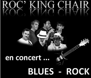 Concert Roc'King Chair