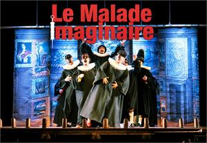 Le malade imaginaire au festival off d 39 avignon 2017 - Avignon off 2017 programme ...