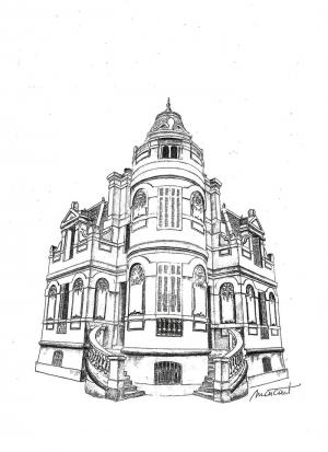 Visite Du Château Armieux - Tribunal De Commerce Château Armieux