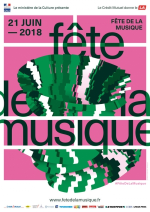 A Little Game / Key / Eight Square Meters - Fête de la Musique 2018