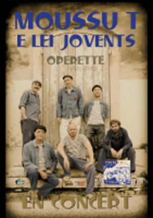 MOUSSU T E LEI JOVENTS - OPERETTE VOLUME 2
