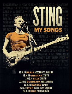 PARKING STING - MY SONGS TOUR 2020