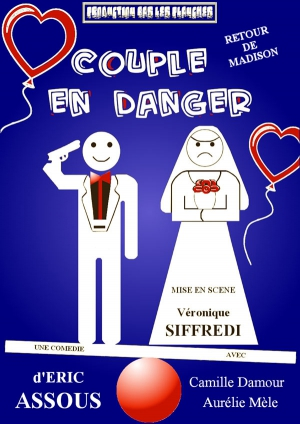 COUPLE EN DANGER