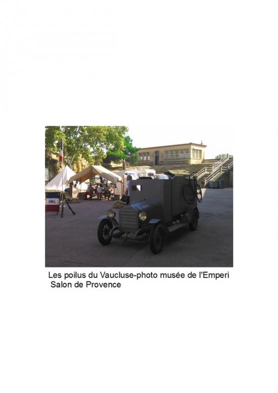 Mus es de l 39 emperi et de salon de la crau for Vive le jardin salon de provence horaires