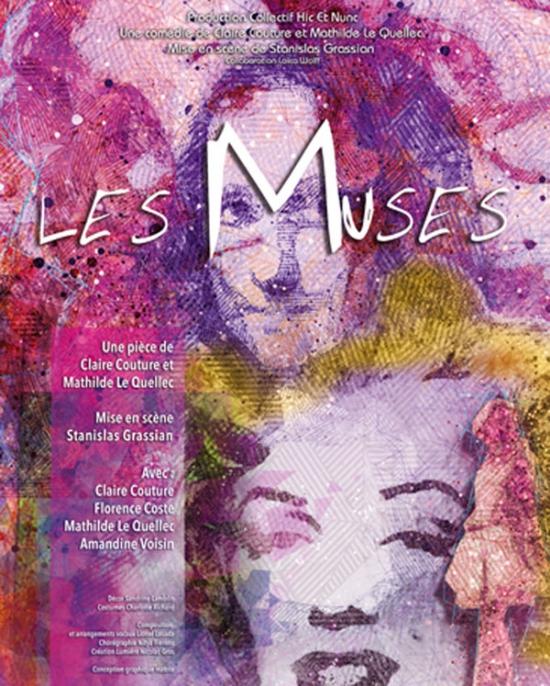 Les muses festival avignon off 2017 petit louvre salle - Avignon off 2017 programme ...