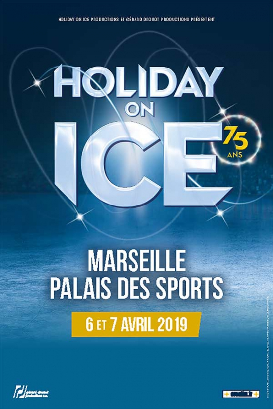 Holiday On Ice Palais Des Sports Marseille 13009 Sortir A