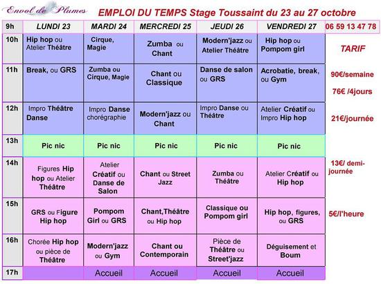 Stage danse chant th tre cirque magie grs ecole for Danse de salon marseille