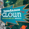 affiche FESTIVAL TENDANCE CLOWN #12 2017