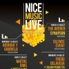 affiche LOUISE ATTAQUE + FEU! CHATTERTON - NICE MUSIC LIVE BY NJF