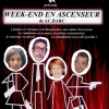 affiche WEEK-END EN ASCENSEUR - DE JEAN-CHRISTOPHE BARC