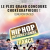 affiche HIP HOP INTERNATIONAL FRANCE - QUALIFICATION SUD