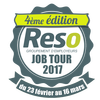 affiche RESO JOB TOUR : Marseille