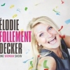 affiche ELODIE FOLLEMENT DECKER