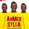 affiche AHMED SYLLA - « AVEC UN GRAND A »
