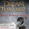 affiche DREAM THEATER