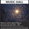 affiche MUSIC-HALL de Jean-Luc Lagarce