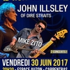 affiche 12e Nuit du Blues de Carpentras