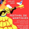 affiche CELTIC LEGENDS - FESTIVAL DE MARTIGUES 2017