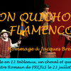 affiche Don Quichotte Flamenco