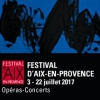 affiche THE RAKE'S PROGRESS - FESTIVAL D'AIX EN PROVENCE 2017