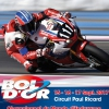 affiche BOL D'OR - PARKING AUTO - 15, 16 ET 17 SEPTEMBRE 2017