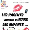 affiche LES PARENTS VIENNENT DE MARS - LES ENFANTS DU MC DO