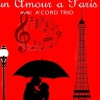 affiche UN AMOUR A PARIS