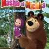 affiche MASHA & MICHKA - LE SPECTACLE