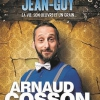 affiche ARNAUD COSSON - JEAN GUY