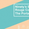 affiche Rouge Congo / Ninety's Story / The Portalis live at Makeda