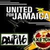 affiche United Jamaica Live & Direct