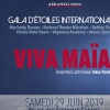 affiche VIVA MAIA - GALA D'ETOILES INTERNATIONALES