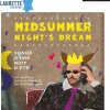 affiche MIDSUMMER NIGHT?S DREAM - SONGE D?UNE NUIT D?ETE - OFF 2019