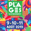 affiche PLAGES ELECTRO CANNES - PASS 3 J DU 09 AU 11/08/19 + AFTERS