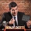 affiche BENJY DOTTI - THE COMIC LATE SHOW - EN ACCORD AVEC FAUX EN RIRE PROD