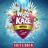affiche WHAT THE KAZE FESTIVAL