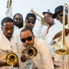 affiche HYPNOTIC BRASS ENSEMBLE + SELECTER THE PUNISHER
