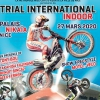 affiche TRIAL INDOOR INTERNATIONAL DE NICE