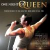 affiche ONE NIGHT OF QUEEN - performed by Gary Müllen&The Works