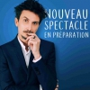 affiche ARNAUD TSAMERE - SPECTACLE EN PREPARATION