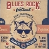 affiche KATHY BOYE & THE DTG GANG + FILM - BLUES ROCK FESTIVAL CHATEAURENARD