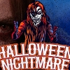 affiche Halloween Nightmare - Le Dark Dream Marseille