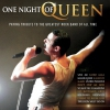 affiche ONE NIGHT OF QUEEN - PEFORMED BY GARY MULLEN & THE WORKS
