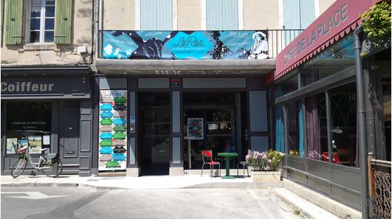 Le rex saint r my de provence bar infos et adresse for Restaurant le rex